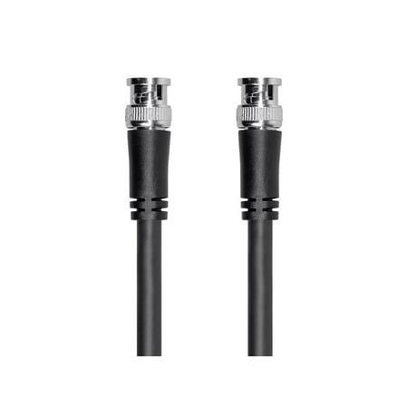 Monoprice Viper Series HD-SDI RG6 BNC Cable, 3ft (Hdtv Rg6 Bnc Cable)