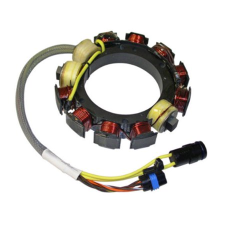 NEW JOHNSON EVINRUDE STATOR FITS 150HP-175HP 91-2006 35AMP 584109 584981 -