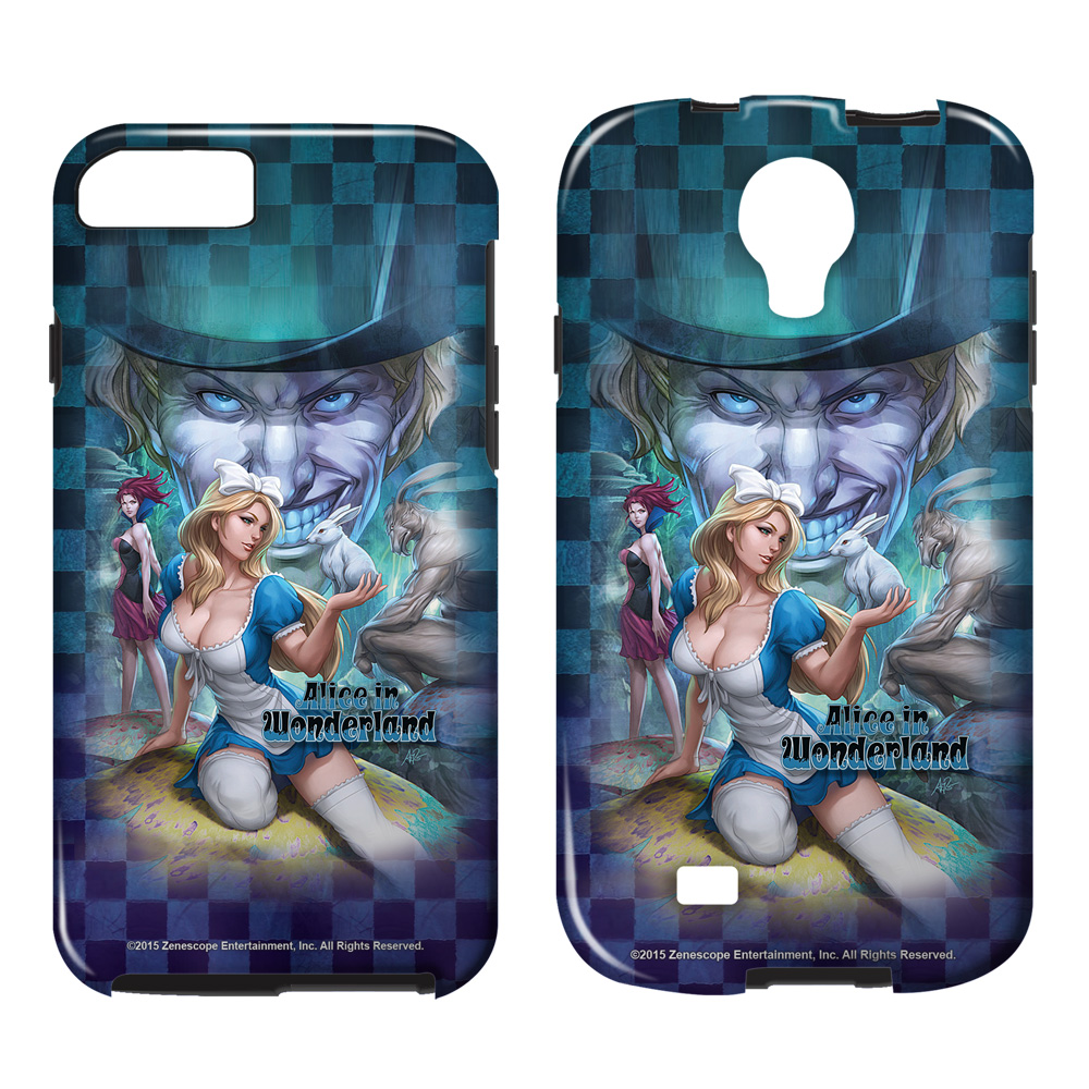 Zenescope Alice Smartphone Case Tough Vibe (Iphone 6 Plus) White Ip6P