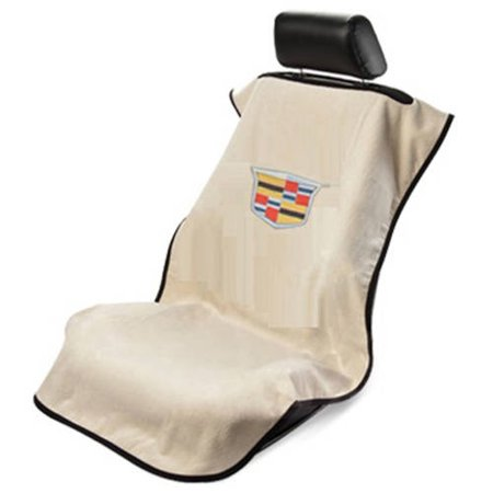 SeatArmour Cadillac Tan Seat Armour
