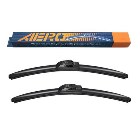 "AERO Voyager 22"" + 22"" All-Season Beam Windshield Wiper Blades (Set of 2)"