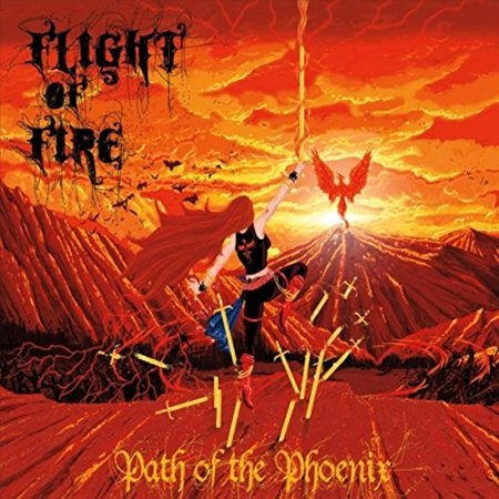 Flight Of Fire   Path Of The Phoenix  Cd