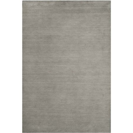 Hawthorne Collections Grey Shag Rug - 8' x 10' - image 1 of 1