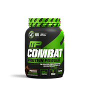 MusclePharm Combat 100% Whey Protein Powder, Chocolate, 25g Protein, 2 Lb