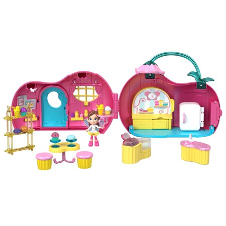 Fisher-Price Butterbeans Cafe On-the-Go Cafe Playset