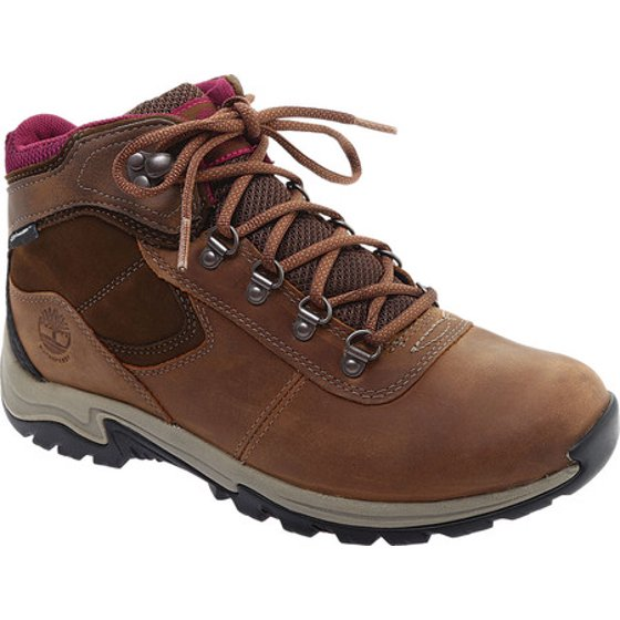 1f958633e16 Women's Timberland Mount Maddsen Mid Leather Waterproof Boot
