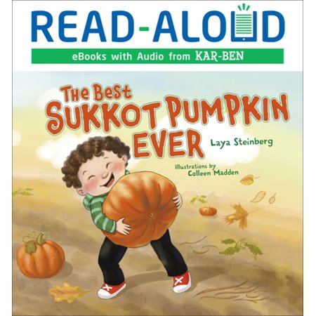 The Best Sukkot Pumpkin Ever - eBook