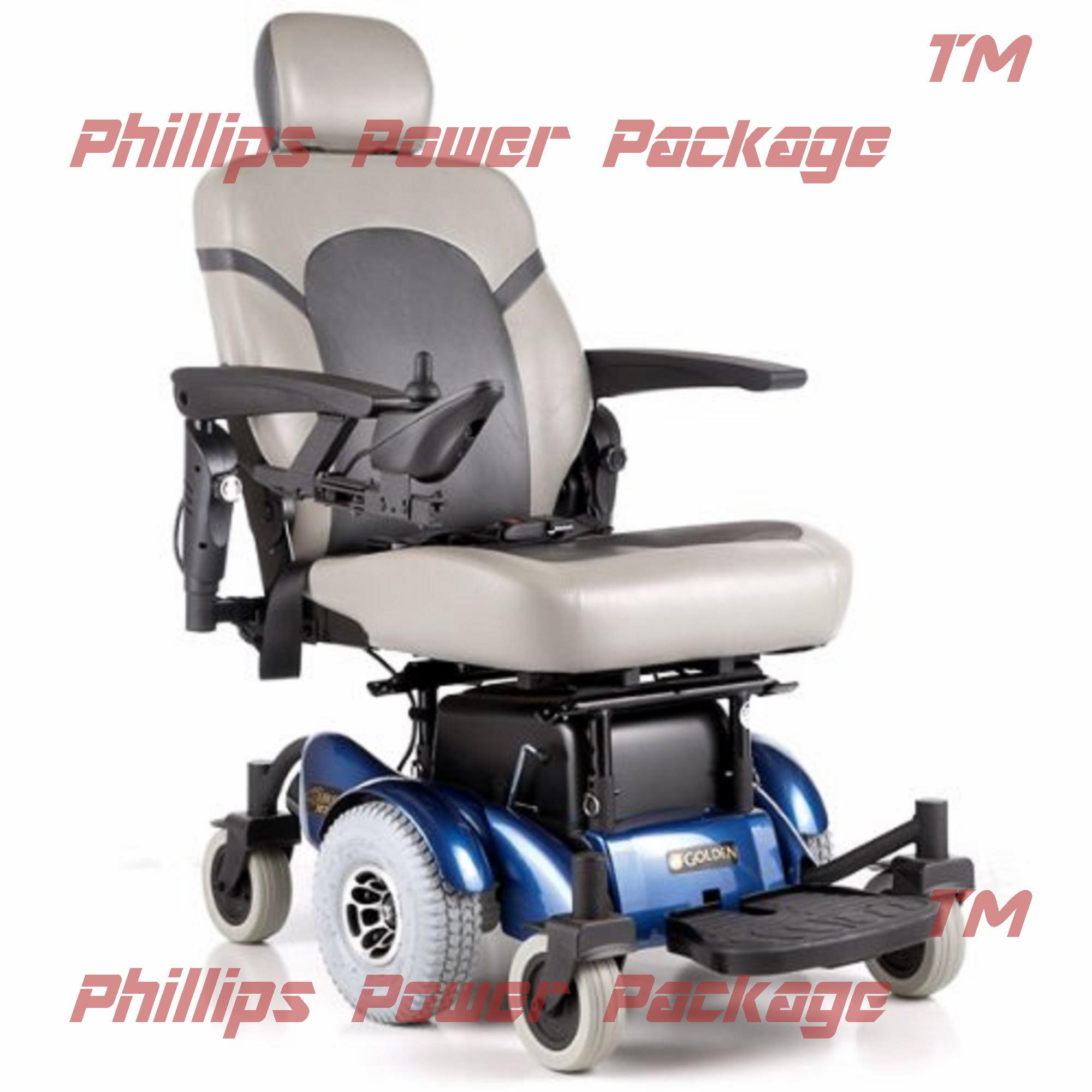 Golden Technologies Compass HD - Heavy Duty Power Chair -...