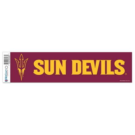 Arizona State Sun Devils Bumper Sticker