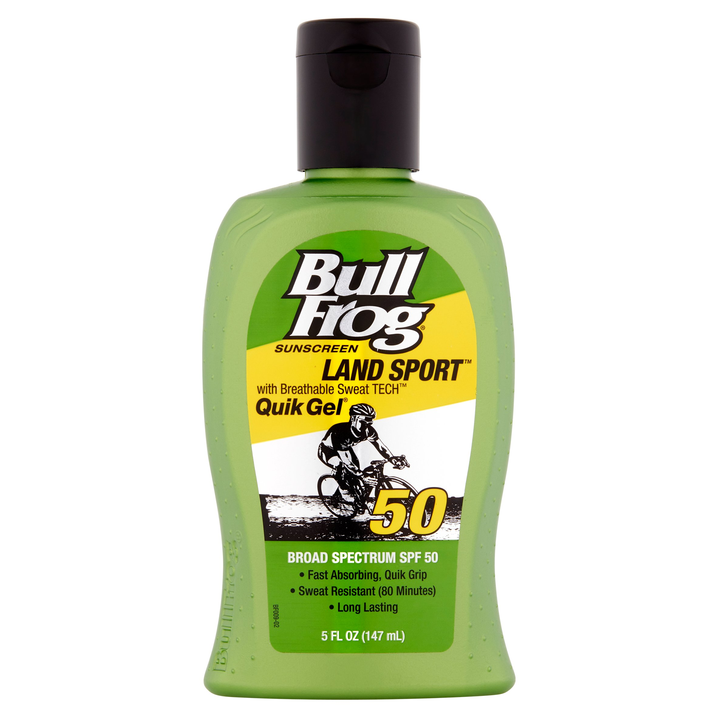 Bull Frog Land Sport Quik Gel Sunscreen