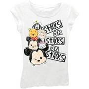 Disney - Disney Tsum Tsum Stacks Tee