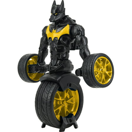 TriDrive Batman, Yellow (Female Batman)
