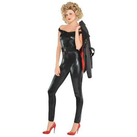 Greaser Girl Sandy Adult Costume - (50's Greaser Girl Costume)