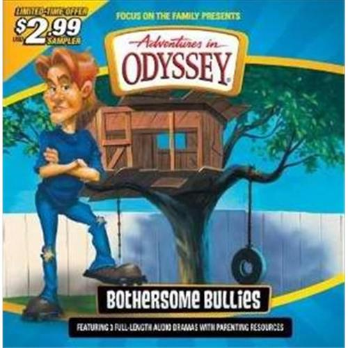 Audio CD-Adventures In Odyssey Sampler: Bothersome Bullies by Focus On The Family