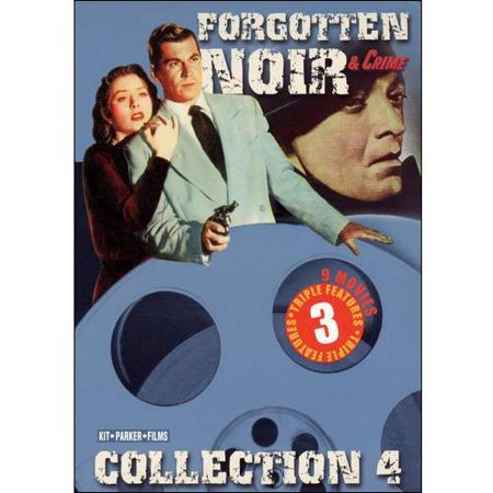 Image of Forgotten Noir And Crime: Collection Set 4