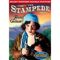 The Stampede / The Gun Woman (DVD)
