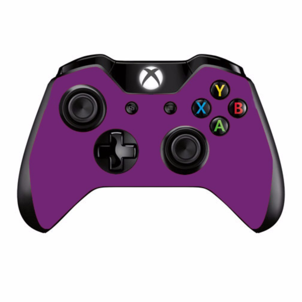 Skins Decals For Xbox One / One S W/Grip-Guard / Purple Muted