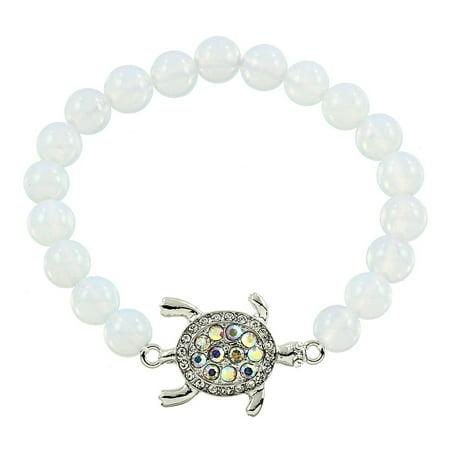 Falari Turtle Crystal Lucky Charm Natural Gemstone