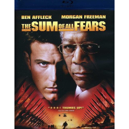 The Sum Of All Fears (Blu-ray) (Widescreen)