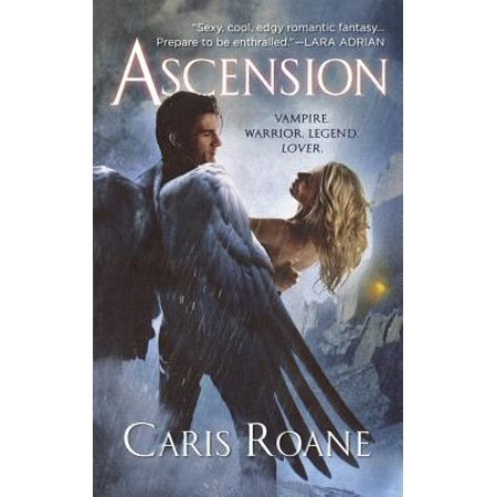 Ascension : Book 1 of The Guardians of Ascension Paranormal Romance Trilogy (Ascension Press Eternity)