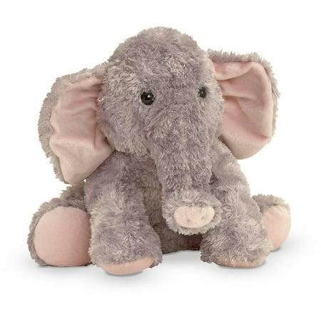 Melissa & Doug Sterling Elephant Stuffed Animal - Elephant Stuffed Animals