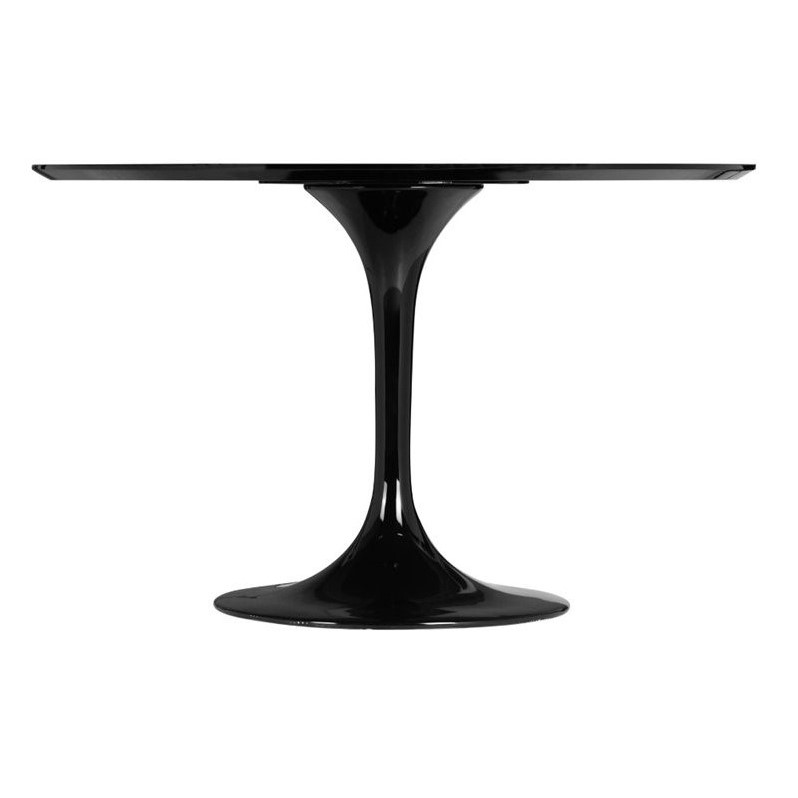 Zuo Wilco Dining Table in Black
