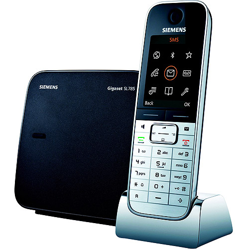 Siemens Gigaset Designer Digital Cordless Phone with Colo...