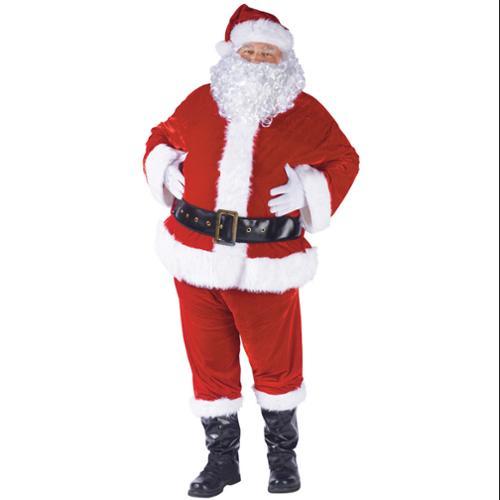 Fun World Complete Santa Suit Plus Size