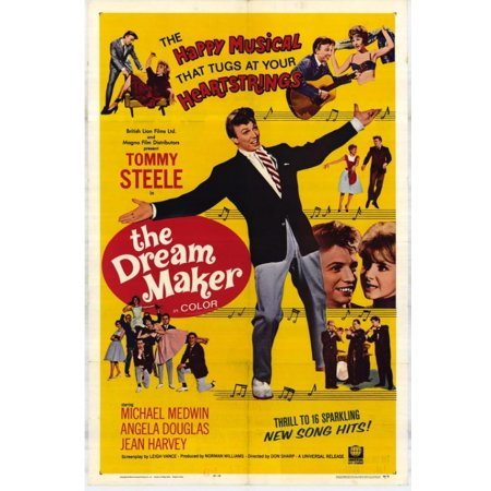 The Dream Maker Movie Poster Print  27 X 40