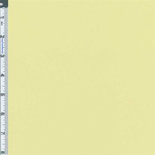 Yellow Cotton Twill Decorating Fabric, Fabric By the Yard