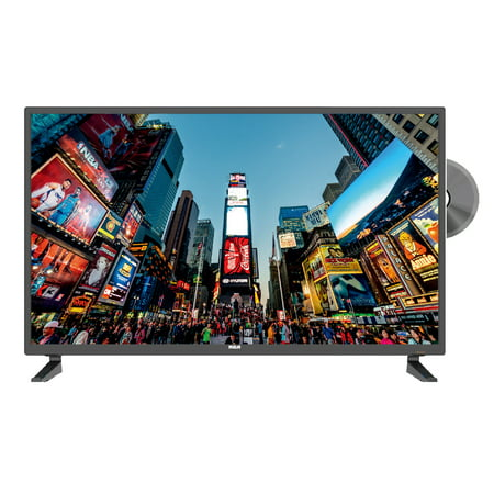 "RCA 32"" Class HD (720P) LED TV with Built-in DVD Player (RLDEDV3255-A)"