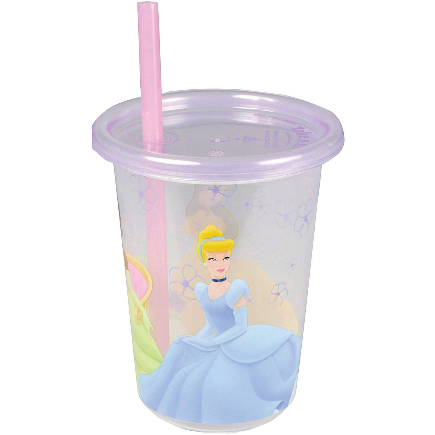 The First Years Disney Princess Take & Toss 10 oz. Straw Cups (3-pack)