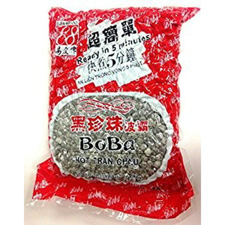 Premium Grade Black Tapioca Pearls (6.6 lb) [Bubble Tea] - Bubble Team