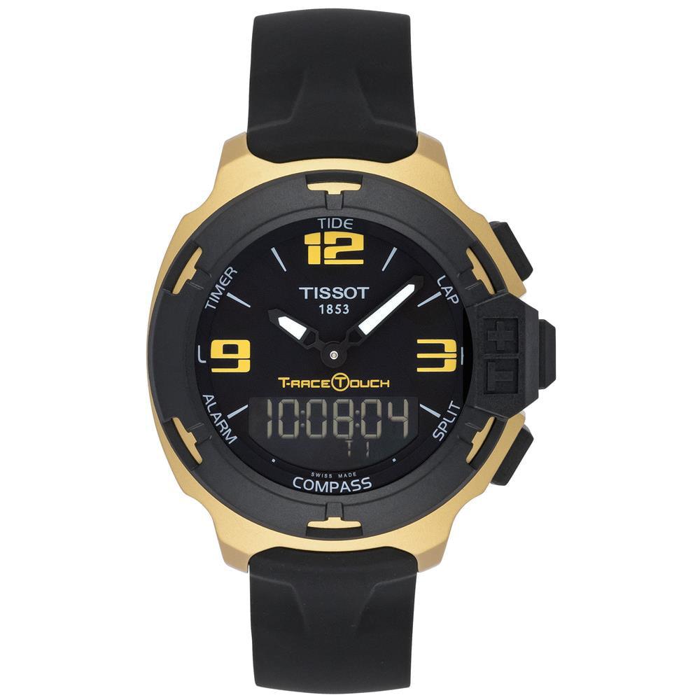 Tissot Men's T-Race Touch Limited Edition 42.15mm Black S...