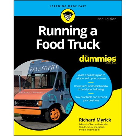 Running a Food Truck for Dummies - Life Size Dummy