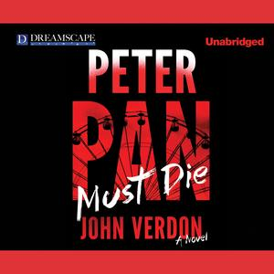Peter Pan Must Die - Audiobook