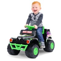 Feld Hyper Toys 6 Volt Grave Digger Truck