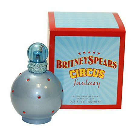 Circus Fantasy by , Eau De Parfum Spray, 3.3-Ounce, All our fragrances are 100% originals by their original designers. We do not sell any knockoffs or.., By Britney Spears