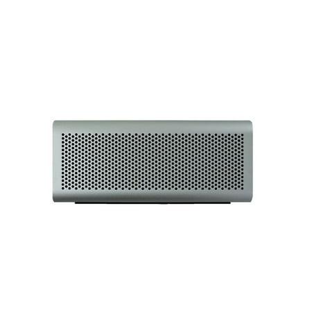 Braven 710 HD Wireless Bluetooth Speaker + Power Bank + Speakerphone – Silver