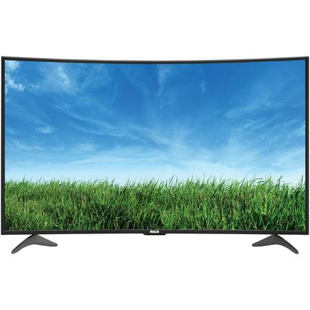 "RCA RTUC5537 55"" Curved LED 4K Ultra HDTV"