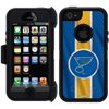 St. Louis Blues Jersey Stripe Design on OtterBox Defender Series Case for Apple iPhone 5/5s Are you a fan of the St. Louis Blues? Get this official NHL design on your Coveroo. This design is officially licensed artwork approved by the NHL. The design is printed using the HighColor process. It's not a sticker or a skin. It's hand-customized by the Coveroo team in San Francisco, California. NHL and the NHL Shield are registered trademarks of the National Hockey League. All NHL logos and marks and NHL team logos and marks depicted herein are the property of the NHL and the respective teams and may not be reproduced without the prior written consent.