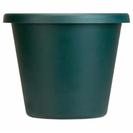 Myers Industries Inc Akrlia14000b91 Akro 14 In  Classic Pot Evergreen