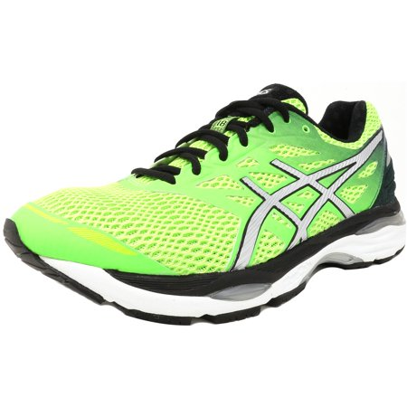 499a7e0cb ASICS - Asics Men's Gel-Cumulus 18 Green Gecko / Silver Safety Yellow  Ankle-High Running Shoe - 14M - Walmart.com