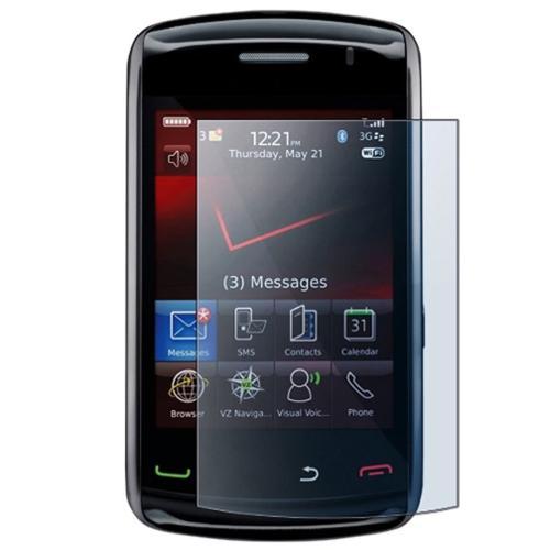 Insten Reusable Screen Protector For Blackberry Storm 2 9520 / 9550
