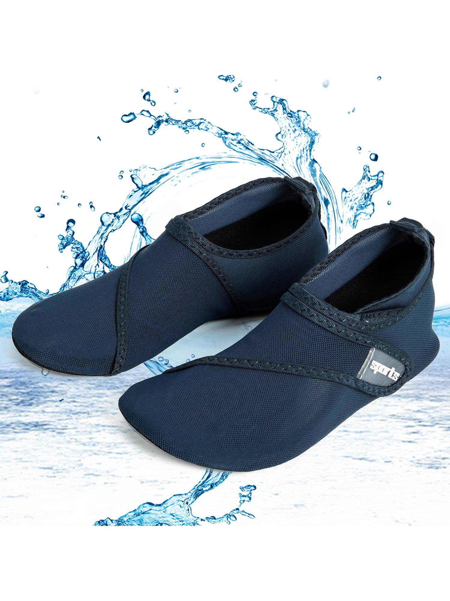 Unisex Aqua Shoes Summer Beach Water Shoes Snorkeling Outdoor Non-slip Shoes