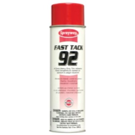 Sprayaway Inc 092 Fast Tack Hi-temp Heavy-duty Trim Adhesive ()