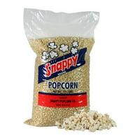 Snappy White Popcorn Kernels (4 - 12.5 Lb.)