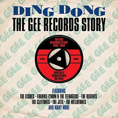 Ding Dong/Gee Records Story - Ding Dong/Gee Records Story [CD]