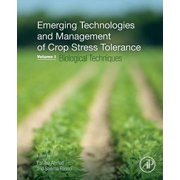 Emerging Technologies and Management of Crop Stress Tolerance - eBook