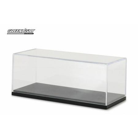 1:43 Scale Acrylic Display Case w/ Plastic Base ...